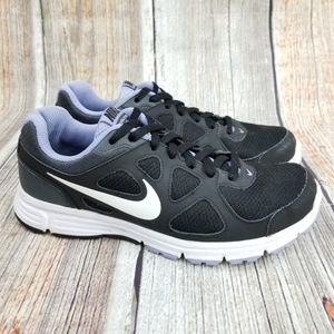 Nike Revolution Running Shoes Size 8